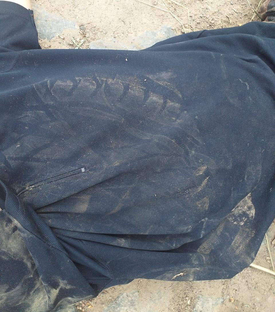На Вінниччині чоловік загинув під колесами авто, бо заснув посеред дороги (Фото)