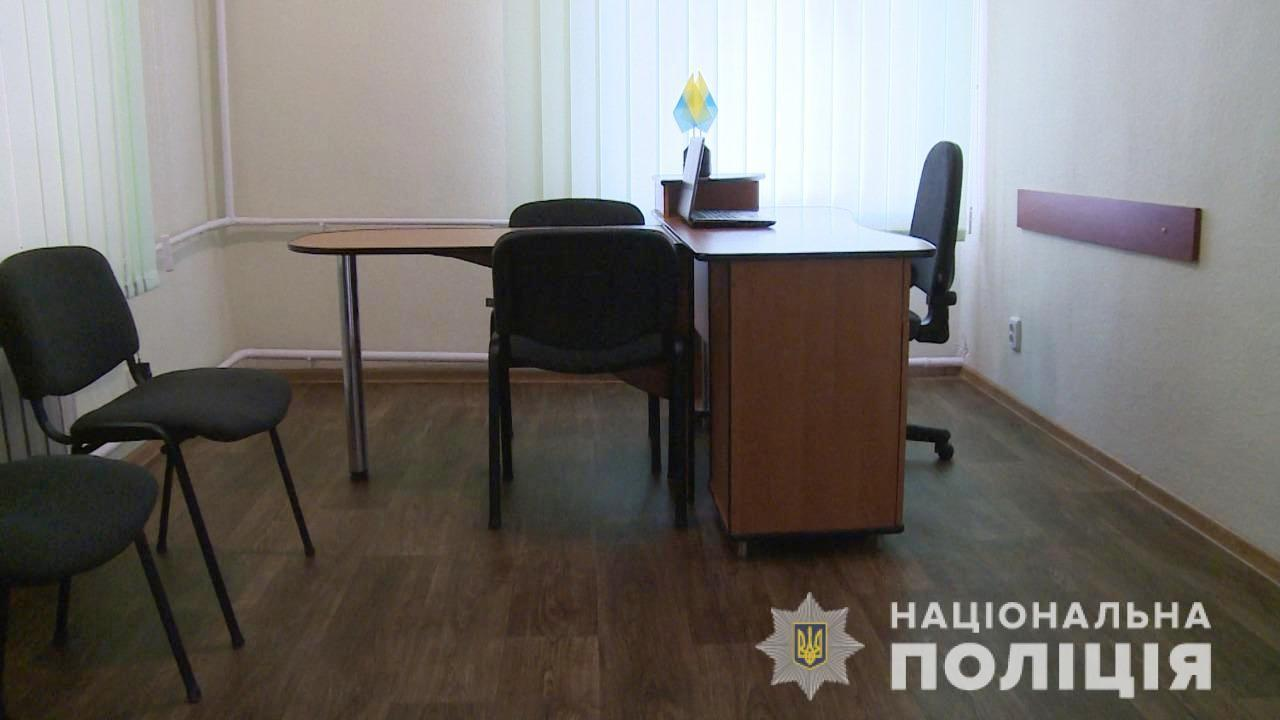 У Тростянці відкрили першу поліцейську станцію на Вінниччині (Фото+Відео)