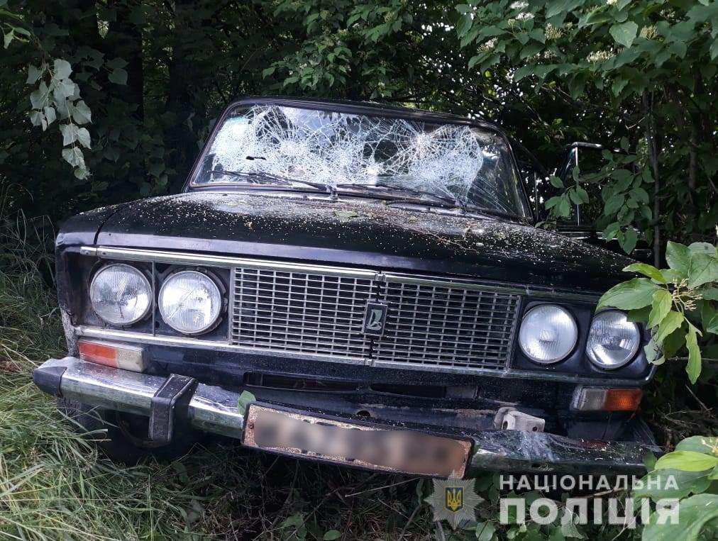 На Вінниччині зловили двох викрадачів авто. За одну ніч встигли вчинити 4 злочини (Фото)