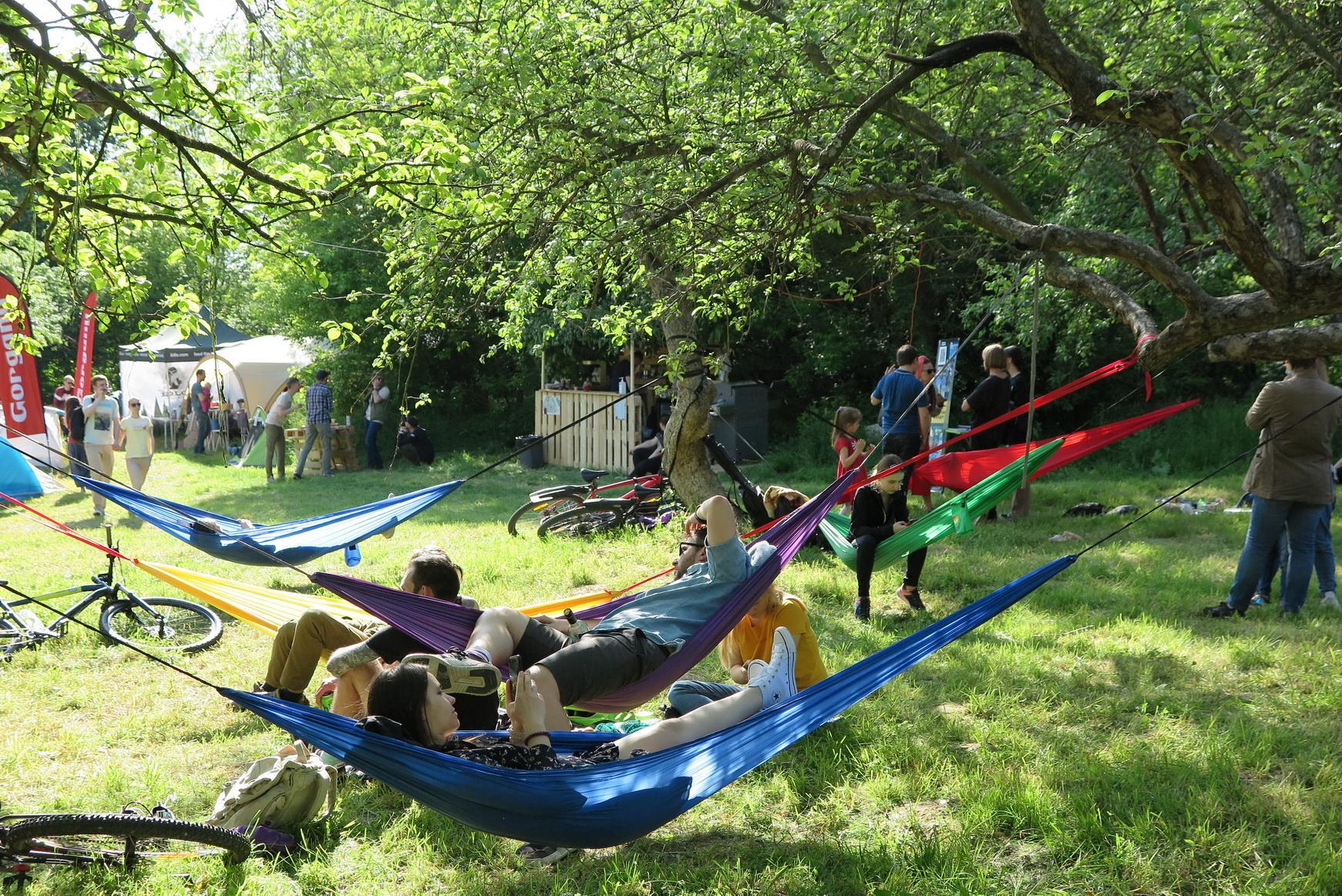 """У Вінниці відбувся фестиваль просто неба """"Вікенд мандрівників"""" (Фото)"""