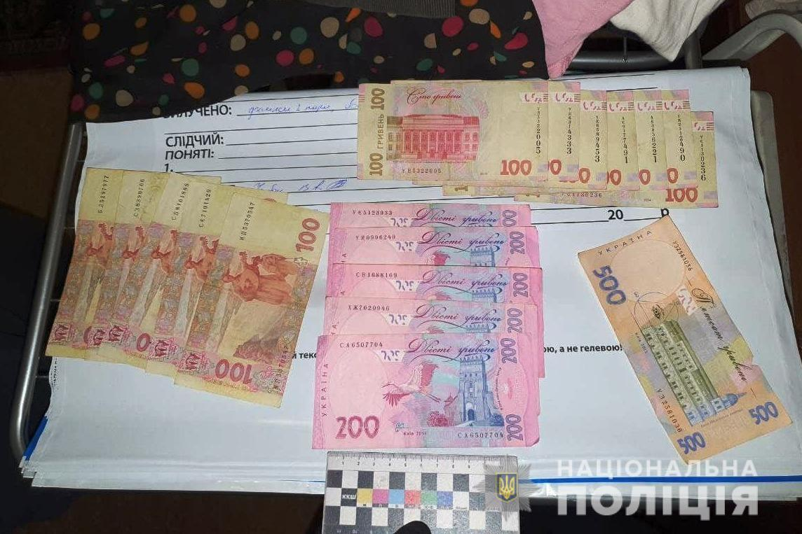 У Вінниці чоловік пограбував офіс з видачі швидких кредитів (Фото+Відео)