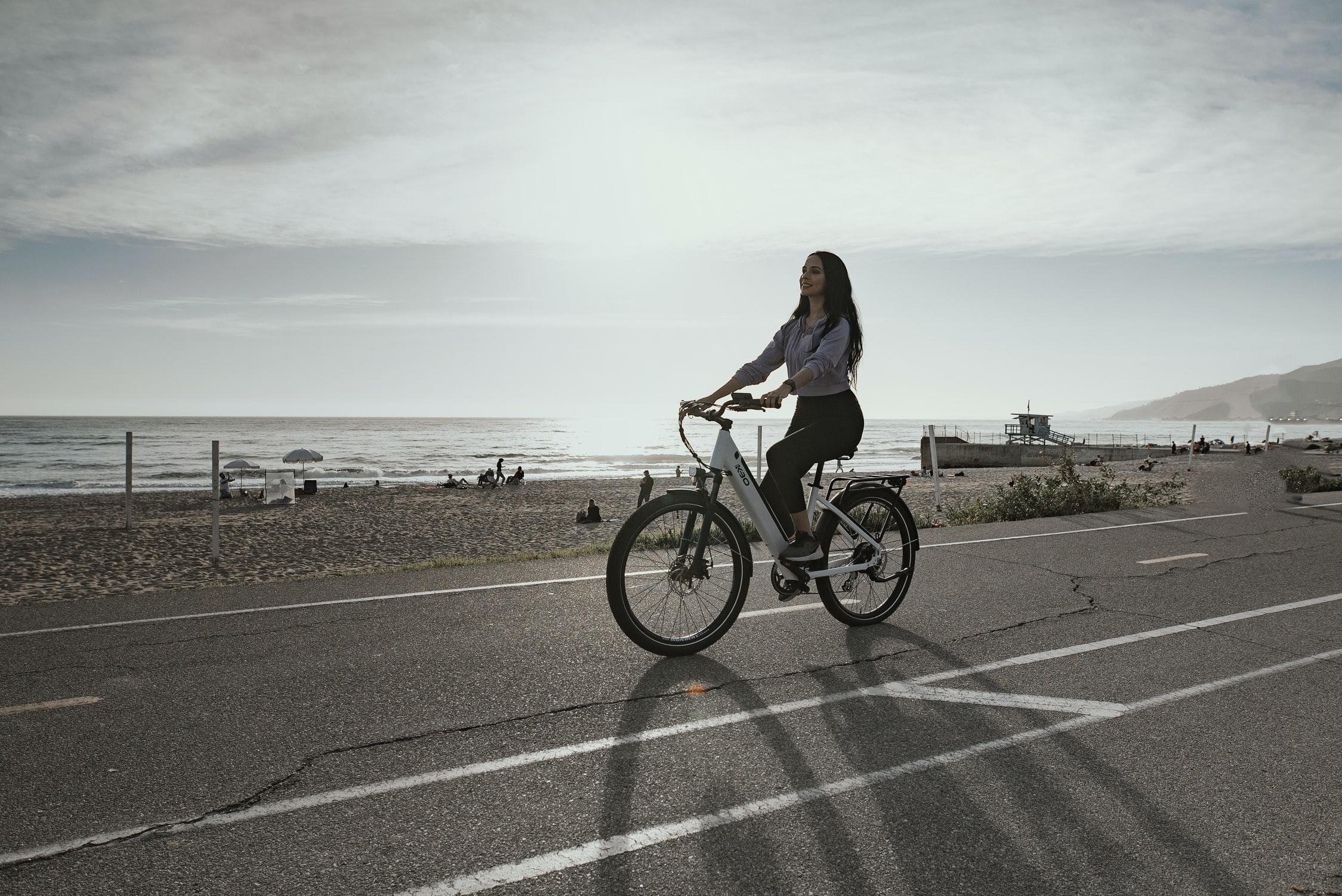 електровелосипед для їзди по місту