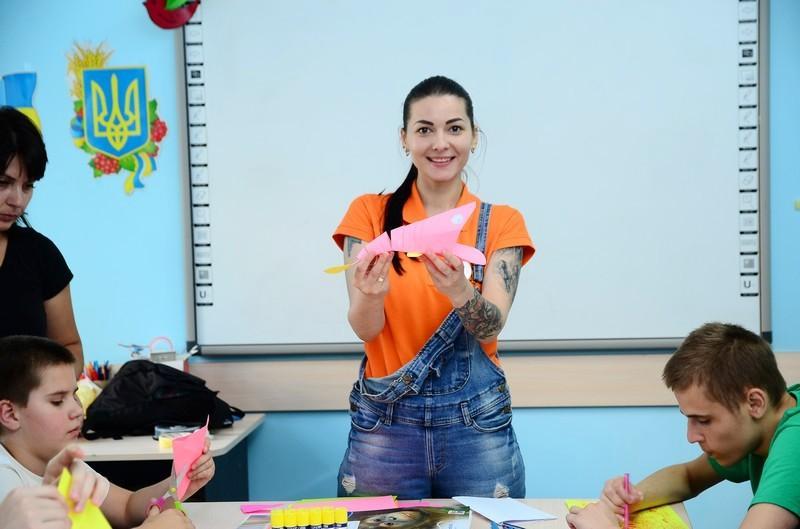 На Вінниччині відкрили інклюзивний табір для дітей «KoCamp» (Фото)