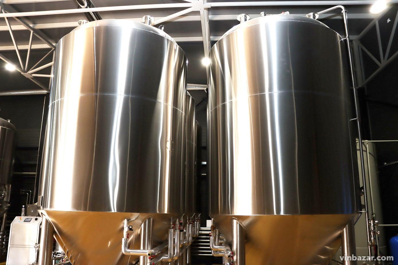 У Вінниці відновлюють промислове виробництво пива (Фото)