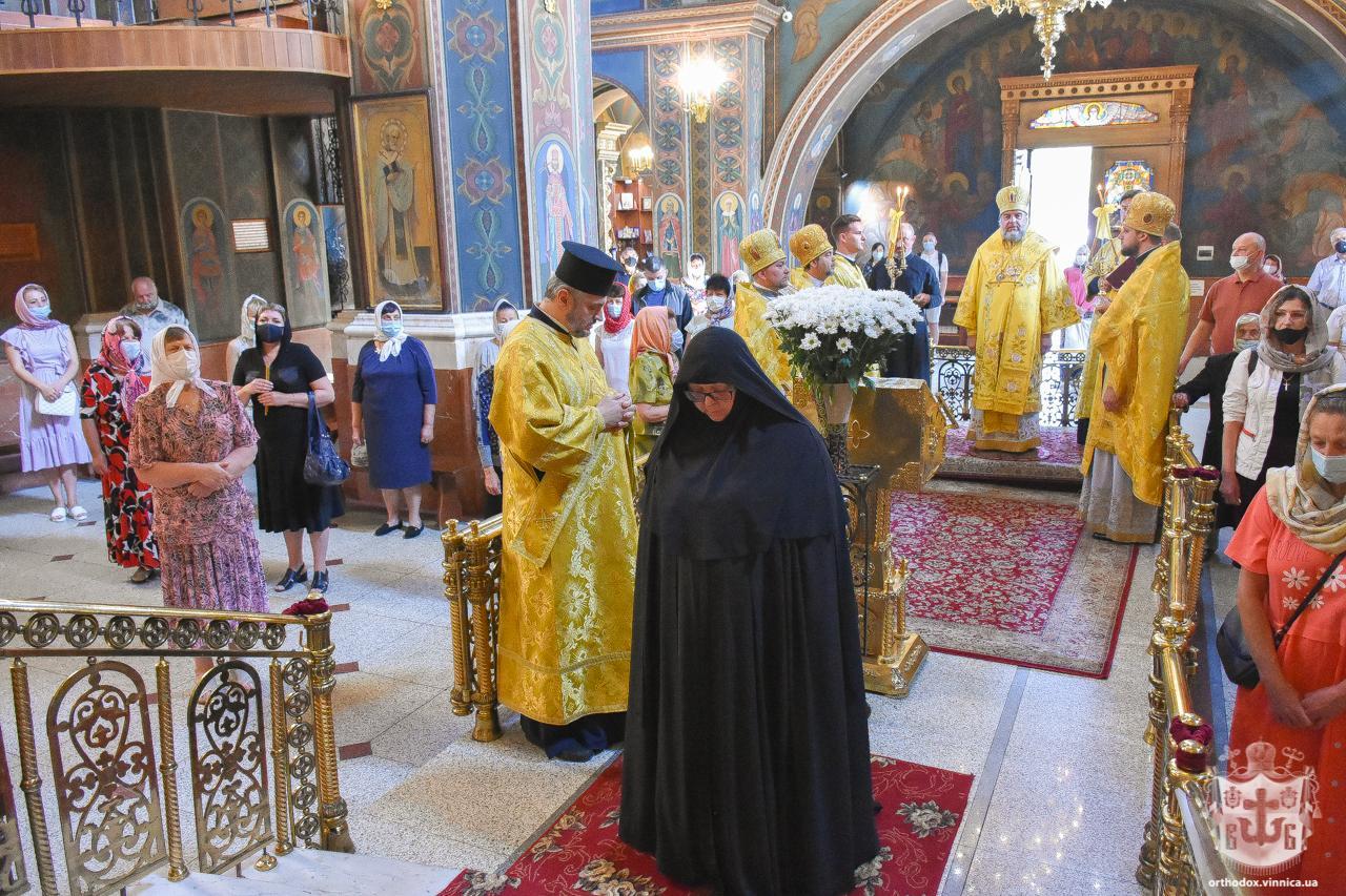 У Вінниці започаткували перший жіночий монастир ПЦУ (Фото)