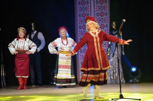 У Вінниці пройшов конкурс краси «Пані 60+» (Фото)