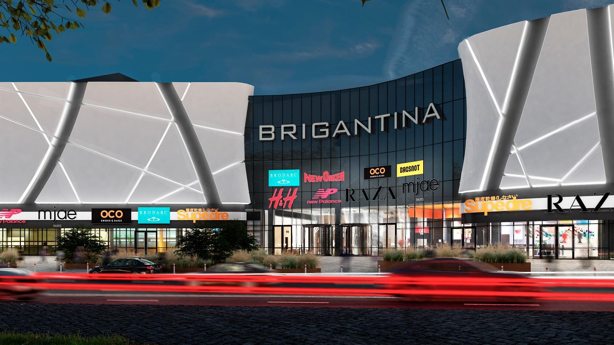 Дизайнери показали концепцію торгового центру, який планують побудувати на Бригантині (Фото)