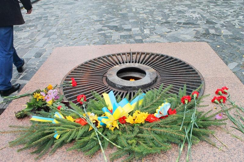 У Вінниці відзначили День партизанської слави (Фото)