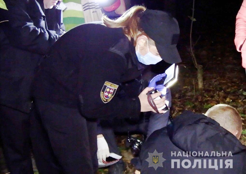 В Луці-Мелешківській сталося вбивство (Фото)