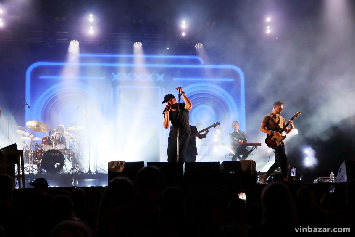 """Концерт до Дня Вінниці 2021: Go-A на розігріві у Пивоварова, щирий """"Бумбокс"""" та феєрверк (Фото+Відео)"""