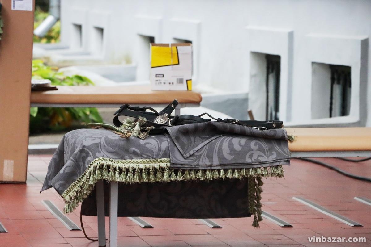 У музеї-садибі Миколи Пирогова проходили дводенні зйомки серіалу «Кріпосна» (Фото)