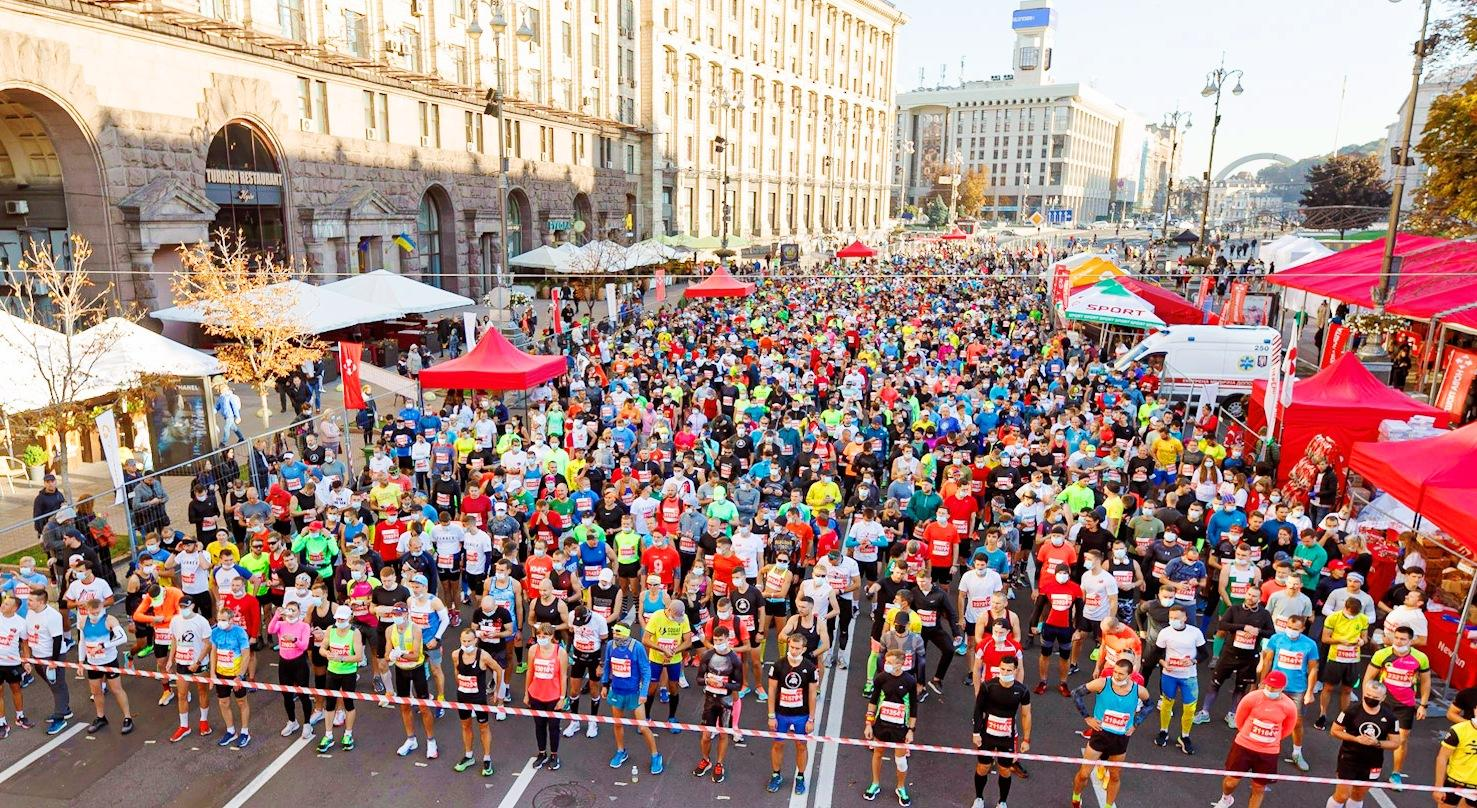 17 жовтня у Вінниці відбудеться напівмарафон. Обмежать рух транспорту (Фото)