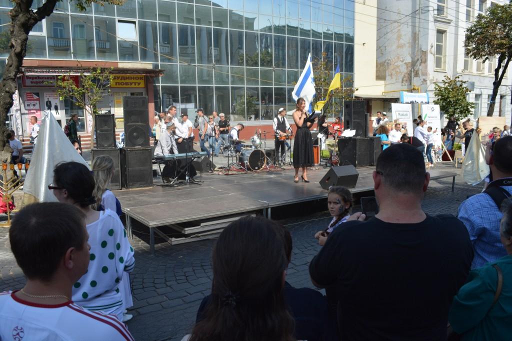 День міста Вінниці 2017: що відбувалося у центрі (Фото+Відео)