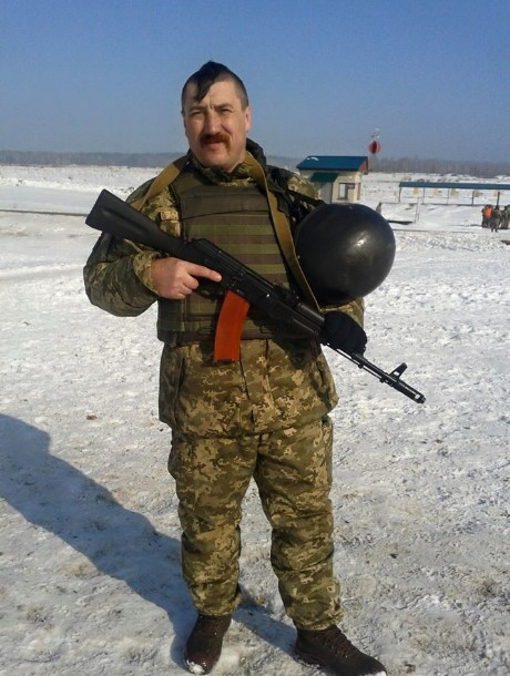 У зоні АТО під час обстрілу позицій загинув боєць із Вінниччини